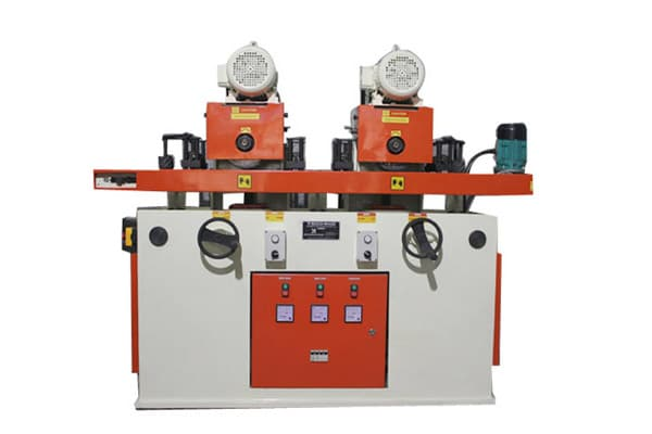 Flat Surface Polishing Machine Two Station Manufacturer, Supplier and Exporter in Ahmedabad, Gujarat, India