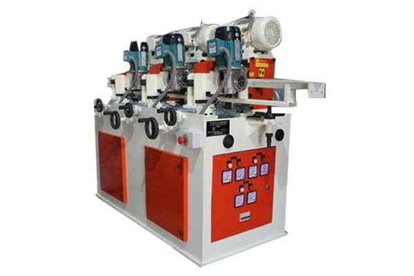 Flat Surface Polishing Machine with Belt Head Manufacturer, Supplier and Exporter in Gujarat, India