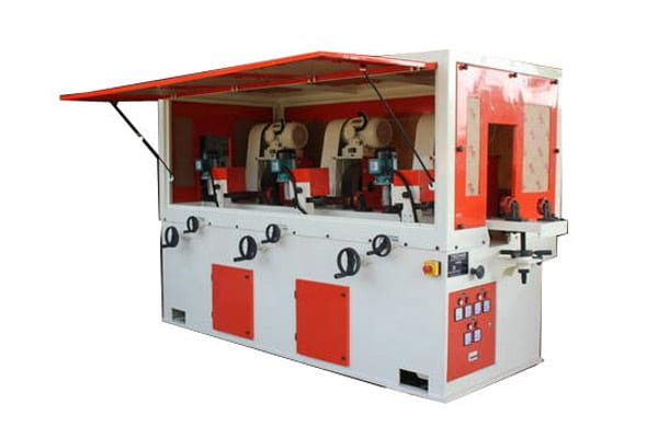 Flat Surface Polishing Machine Manufacturer, Supplier and Exporter in Ahmedabad, Gujarat, India